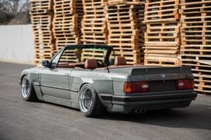 Richtig schön rechtsgelenkt: E30 Cabrio auf kalifornische Art - BMW ...