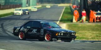 AC Schnitzer 635 CSi in der DTM 1988