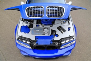 Paul Walker BMW E46