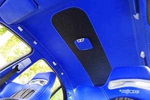 Glasfaserspitzen LED-Dachhimmel im E46