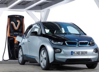 BMW i3 Elektroauto Förderung