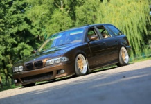 BMW E39 Marrakeschbraun 530i Touring