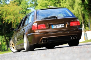 E39 530i Supersprint