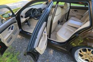 E39 Touring Leder beige