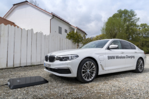 BMW Wireless Charging Ground Pad