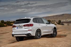 BMW X5 Offroad System