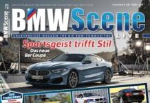 BMW Scene Magazin Ausgabe 6/2018