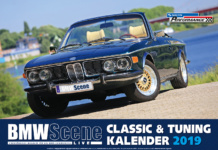 BMW Scene live Kalender