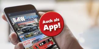 BMWScene App