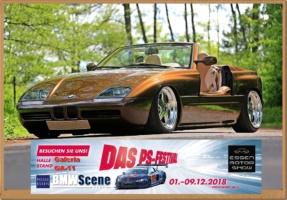 BMW Z1 gehört auch zum Stand >> Cover-Fahrzeug und Top-Story aus dem Magazin 05/17