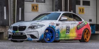 2016er BMW M2 Coupé F87