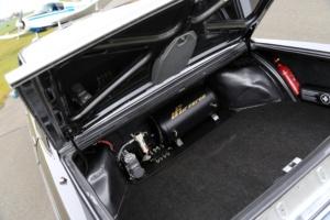 1973er BMW 3.0 Si E3 Kofferraum
