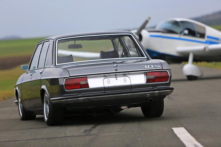 1973er BMW 3.0 Si E3