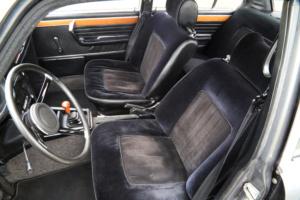 1973er BMW 3.0 Si E3 Interior