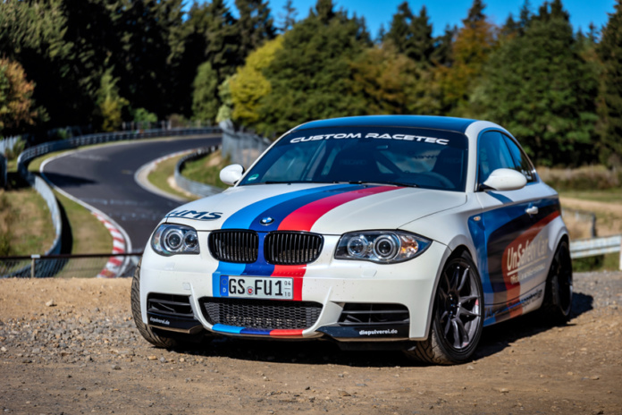 Saskias UnSafty Car - BMW 135i Coupé E82