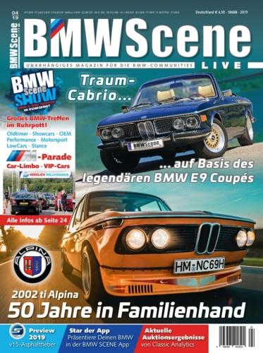 BMW Scene Live 4/2019