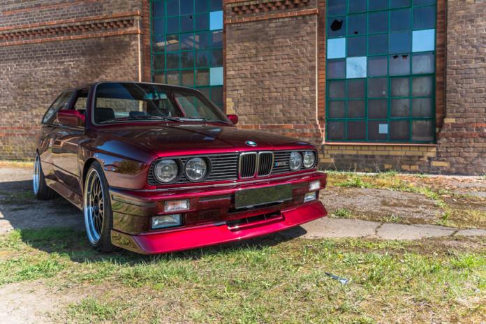 BMW E30 M3 1989er