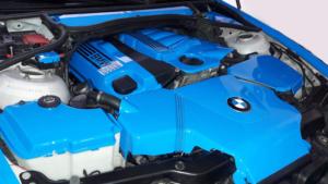 2001er BMW 316ti Compact E46