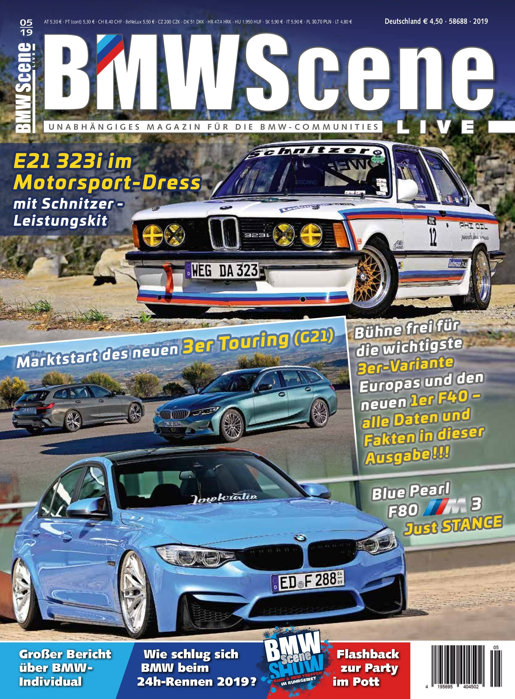 BMW Scene Magazin 5/2019
