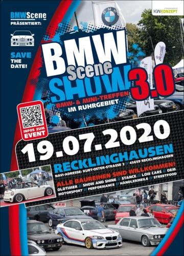 BMW SCENE SHOW 2020