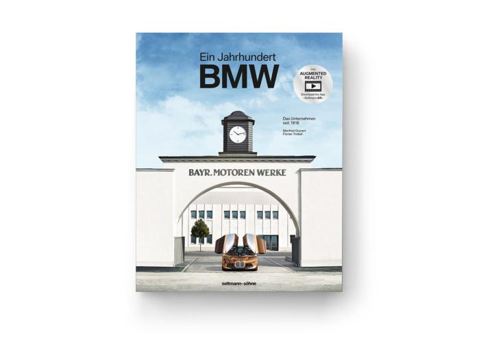 """Chronik """"Ein Jahrhundert BMW"""""""