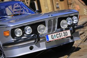 1971er BMW 3.0 CS E9