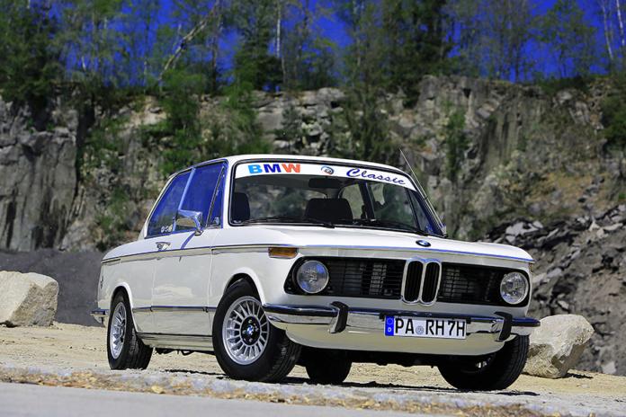 1973er BMW 2002 E10