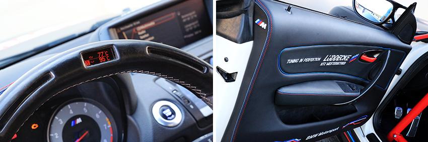 Interior: BMW 135i E82