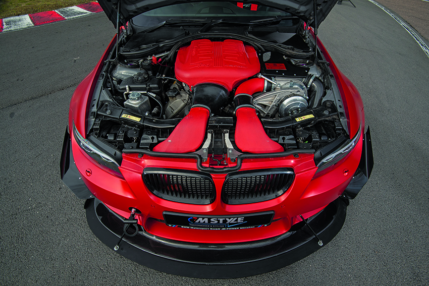 E92 M3 Motor
