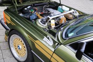 Motor: 1979er BMW 323i E21